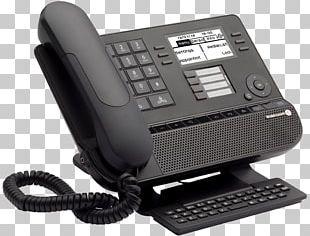 Alcatel 8038 IP Premium Desk Phone Alcatel Mobile Telephone Alcatel 8029 Digital Premium Desk Phone Home & Business Phones PNG