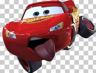 Lightning McQueen Cars Tongue Pixar The Walt Disney Company PNG
