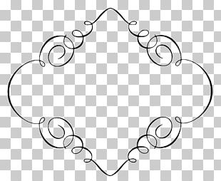 Calligraphy Drawing PNG
