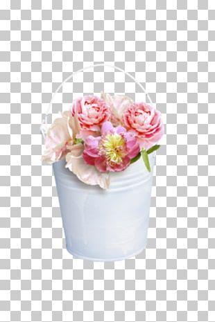 Garden Roses Vase Floral Design Flower PNG