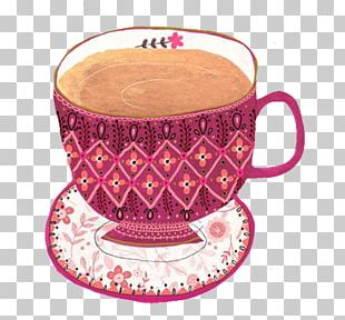 Teacup Coffee Cup Cafe PNG