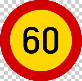 Zimbabwe Traffic Sign Speed Limit Road Kilometer Per Hour PNG