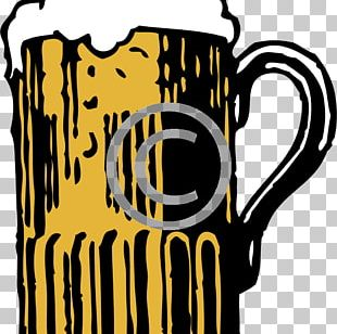 Beer Glasses Ale Lager Mug PNG