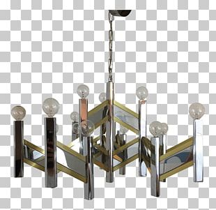 Chandelier Lighting Lamp Lightolier PNG