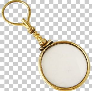Loupe Magnifying Glass Jewellery Estate Jewelry Antique PNG