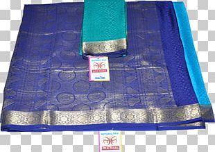 Zari Mysore Silk Sari Crêpe PNG