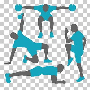 Fitness Centre Personal Trainer Physical Fitness Exercise High-intensity Interval Training PNG