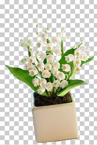 Floral Design Artificial Flower Lily Of The Valley Cut Flowers PNG