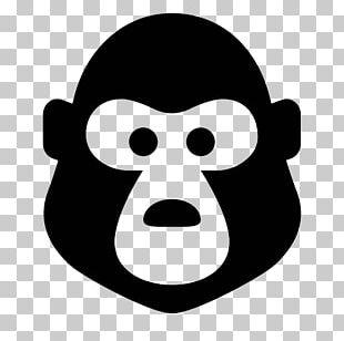 Gorilla Harambe Computer Icons Ape PNG