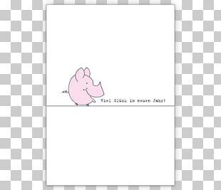 Paper Mammal Cartoon Animal Snout PNG