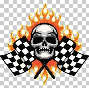 Racing Flags Check PNG