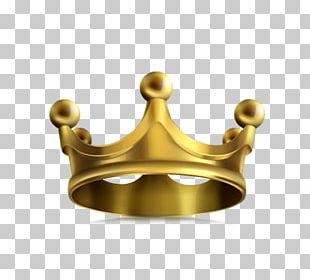 Crown Gold Icon PNG