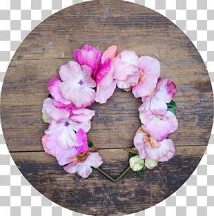 Petal Flower Floral Design Headgear PNG