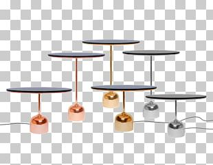Table Wood Steel Glass Velador PNG