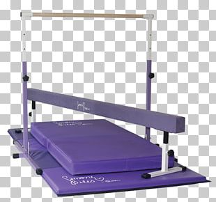 Balance Beam Gymnastics Sporting Goods Mat PNG
