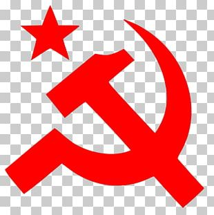 Flag Of The Soviet Union Hammer And Sickle Russian Revolution PNG