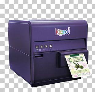 Label Printer Inkjet Printing PNG
