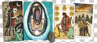 The Moon Rider-Waite Tarot Deck Pentacle The Wildwood Tarot: Wherein Wisdom Resides PNG