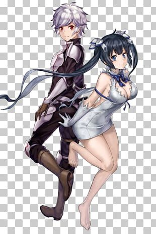 Valkyrie Anatomia: The Origin Is It Wrong To Try To Pick Up Girls In A Dungeon? Hestia Square Enix Game PNG