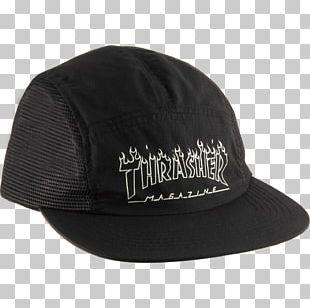 Baseball Cap Thrasher Hat Skateboard PNG