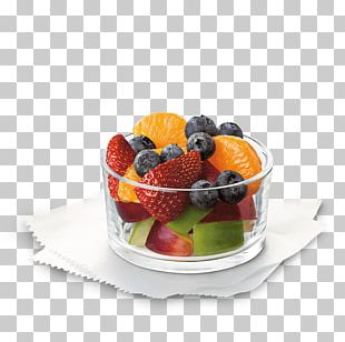 Fruit Salad Fruit Cup Chicken Salad Chicken Sandwich French Fries PNG