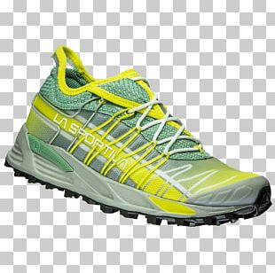 Sneakers Trail Running La Sportiva Shoe PNG