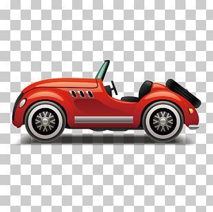 Sports Car Automotive Design PNG