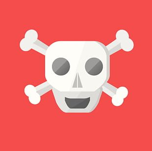 T-shirt Skull And Crossbones Piracy Valentine's Day PNG