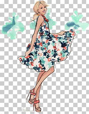Fashion Illustration Drawing Illustrator PNG