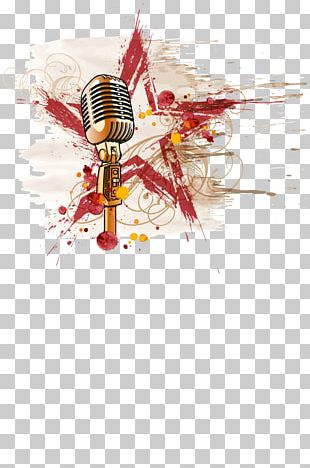 Microphone Rock Music Star Photography PNG