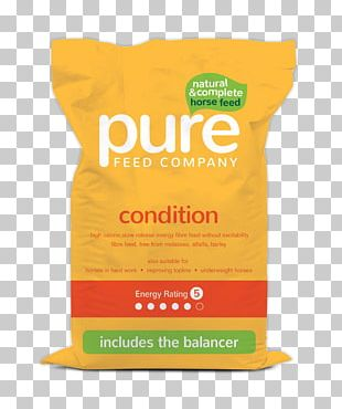Complete Horse: The Pure Feed Company Equine Nutrition PNG