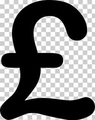 Pound Sign Pound Sterling Currency Symbol Graphics PNG