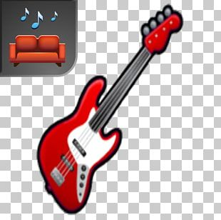 Bass Guitar Electronic Musical Instruments PNG