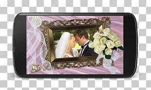 Frames Wedding Valentine's Day Honeymoon Love PNG