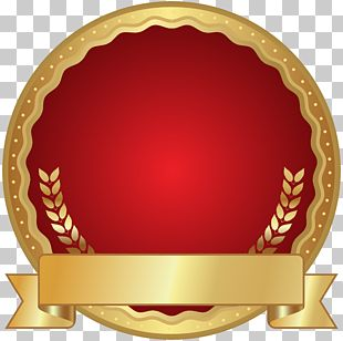 Red Seal Badge Transparent PNG