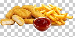Chicken Nugget French Fries McDonald's Chicken McNuggets Buffalo Wing Chicken Fingers PNG