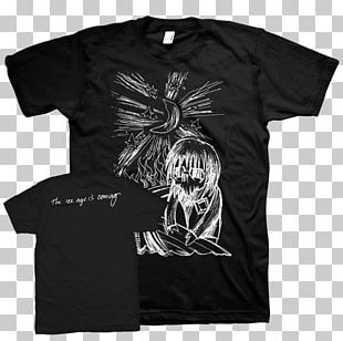 T-shirt Converge Beautiful Ruin Wear Your Wounds PNG