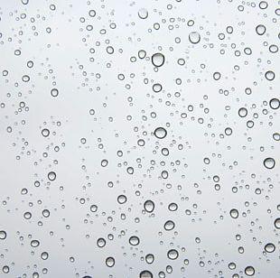 Water Drop Rain Dew PNG