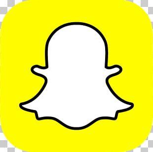 Snapchat Logo Social Media Advertising PNG