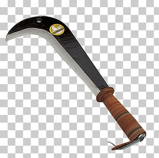 Machete Utility Knives Hunting & Survival Knives Billhook Blade PNG