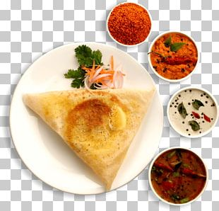 Masala Dosa Idli South Indian Cuisine PNG