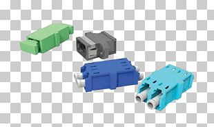 Electrical Connector Optics Optical Fiber Adapter Structured Cabling PNG