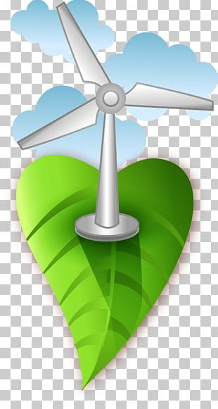 Energy Wind Turbine Wind Power PNG