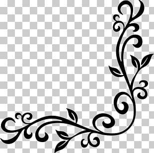 Borders And Frames Baroque Ornament Decorative Arts PNG
