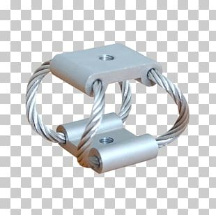 Wire Rope Insulator Electrical Cable PNG