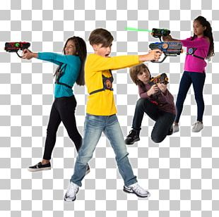 Laser Tag Toy Game Child PNG