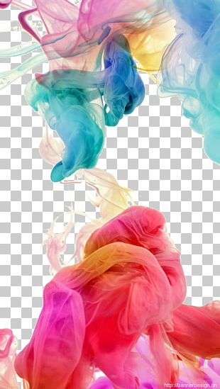 Colorful Smoke PNG