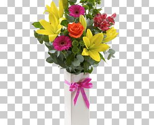 Flower Bouquet Flower Delivery Birthday Floral Design PNG