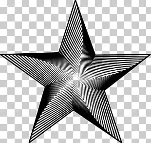 Star 3D Computer Graphics Three-dimensional Space PNG