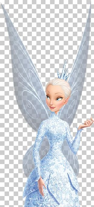 Tinker Bell Queen Clarion Disney Fairies Minister Of Winter Vidia PNG